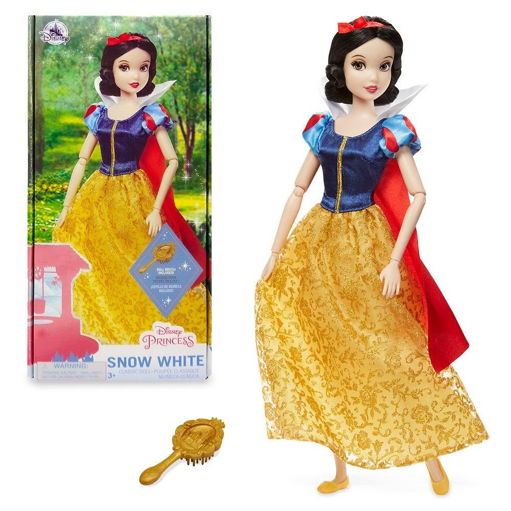Snow White Classic Doll – 11 1/2''