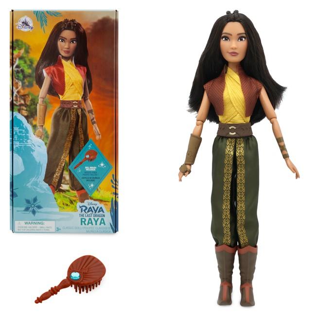 Raya Classic Doll – Raya and the Last Dragon – 11 1/2''