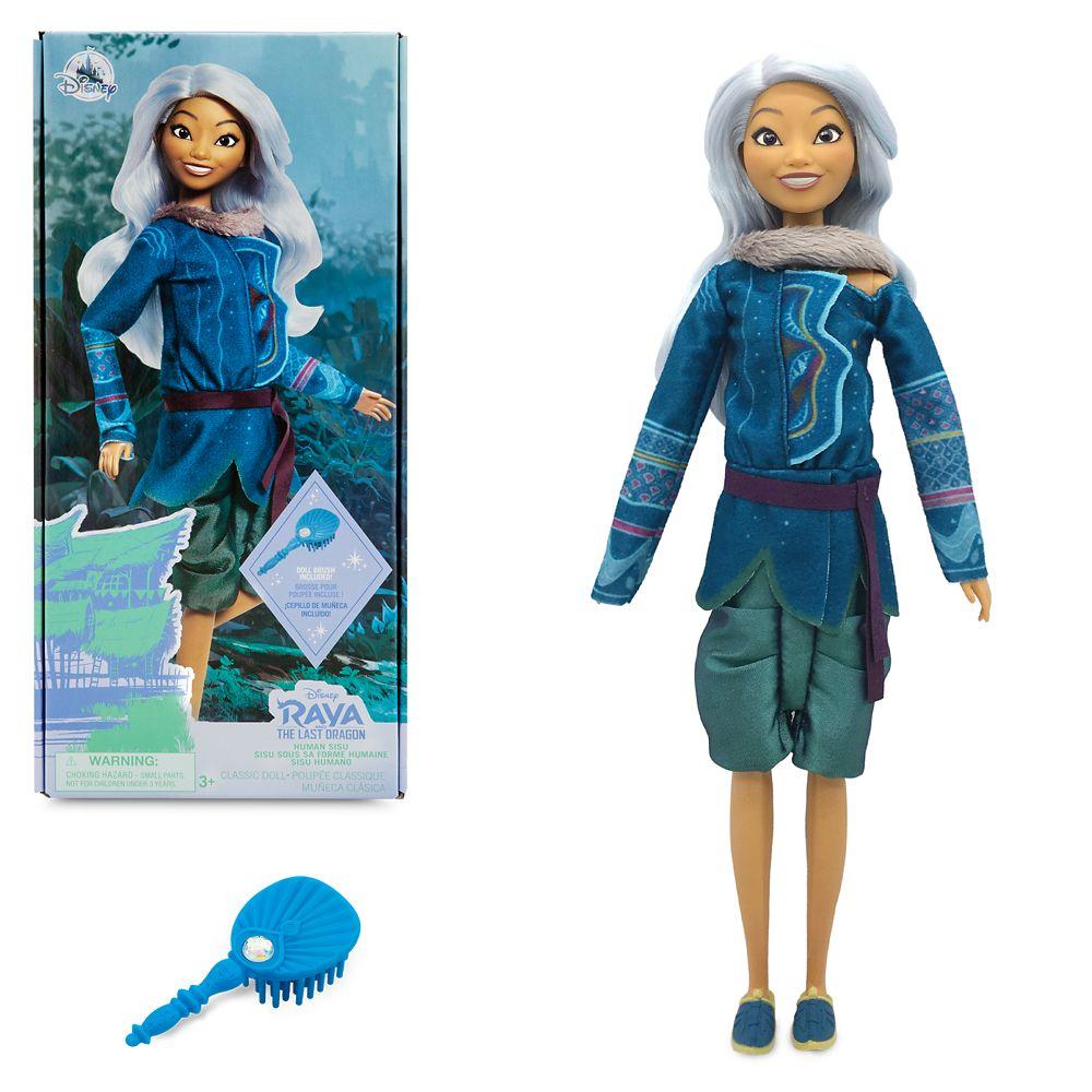 Sisu Classic Doll – Raya and the Last Dragon – 11 1/2''