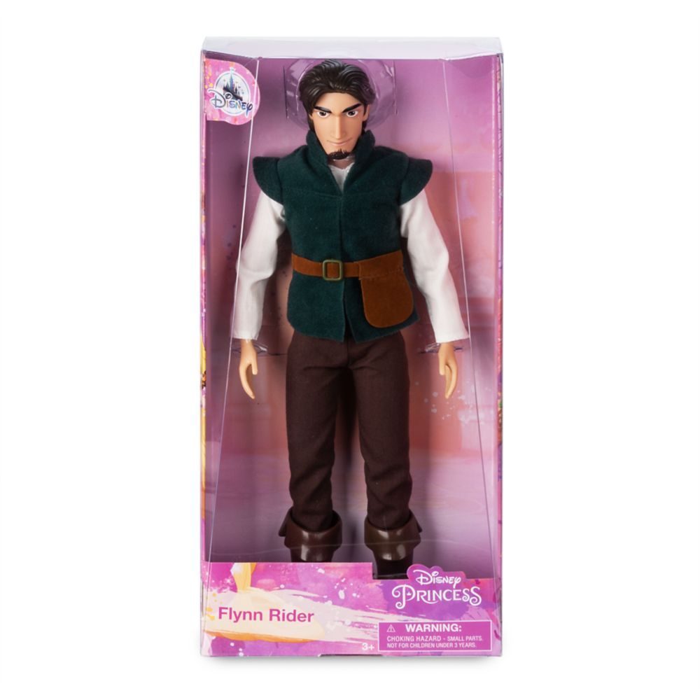 Flynn Rider Classic Doll Tangled 12 Shopdisney