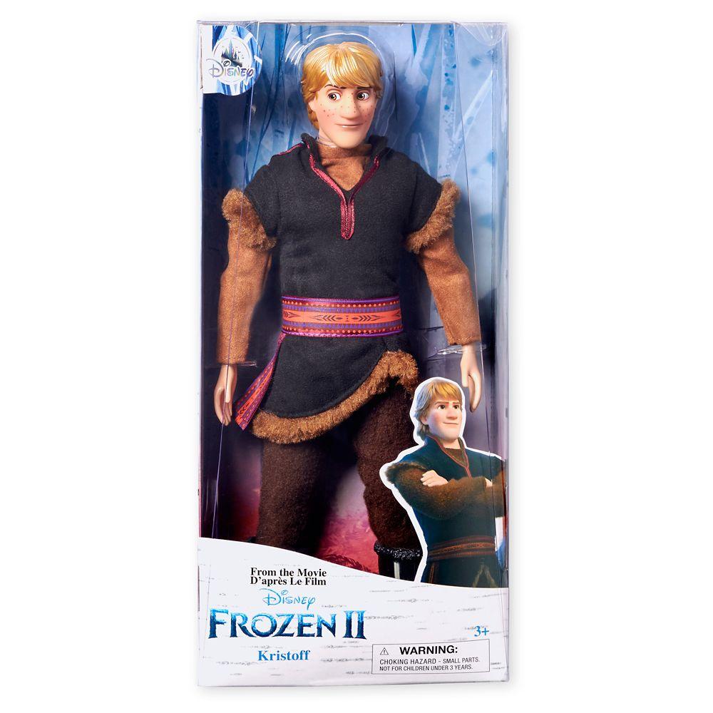 Kristoff Classic Doll - Frozen 2 - 12''