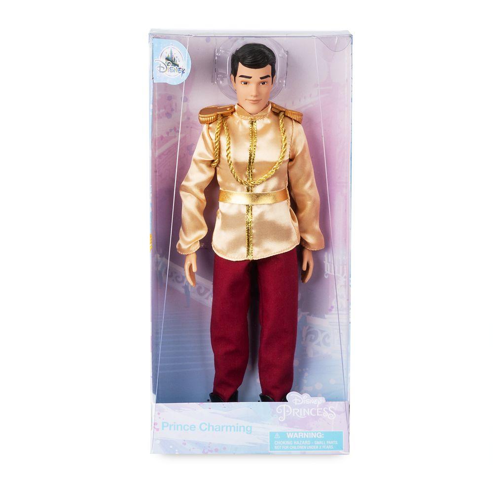 Prince Charming Classic Doll – Cinderella – 12''