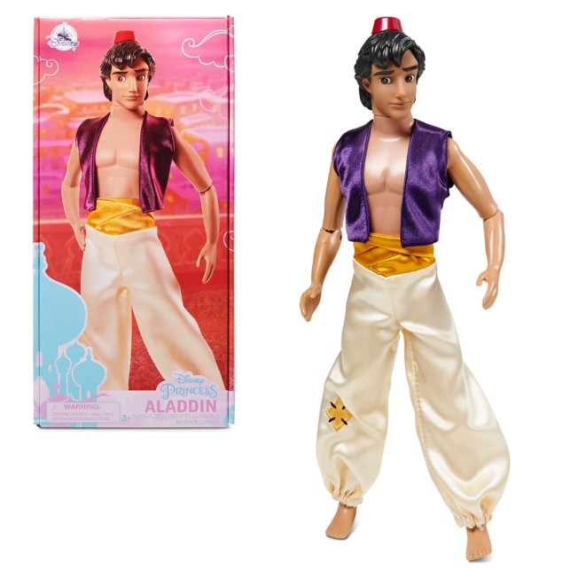 Aladdin Classic Doll – 12 1/2''
