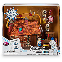 Disney Animators' Collection Littles Belle Micro Doll Play Set - 2''