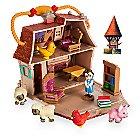 Disney Animators' Collection Littles Belle Micro Doll Play Set - 2''