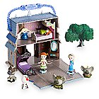 Disney Animators' Collection Littles Frozen Micro Doll Play Set - 2''
