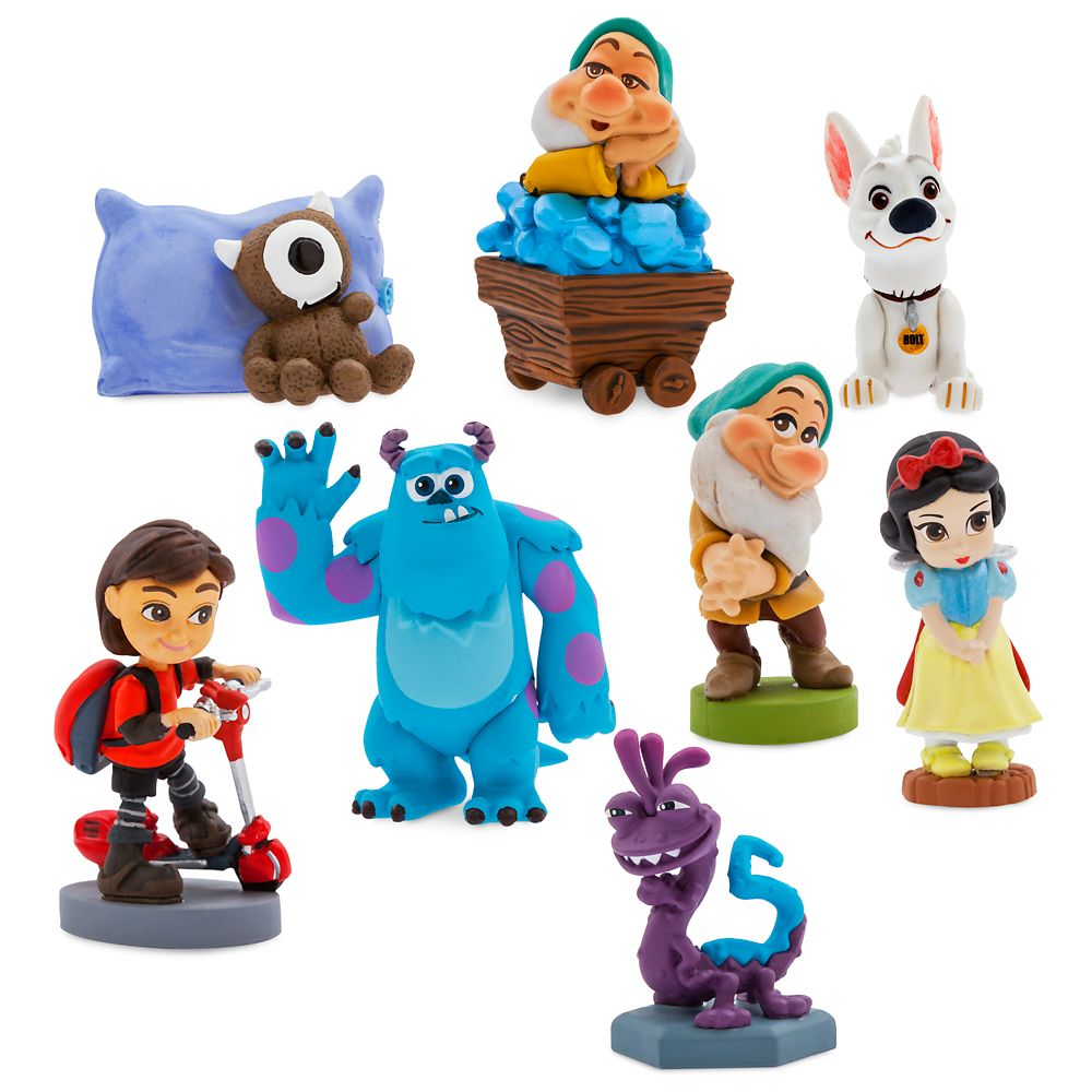 Disney Animators' Collection Littles Mystery Micro Collectible Figure – Wave 11