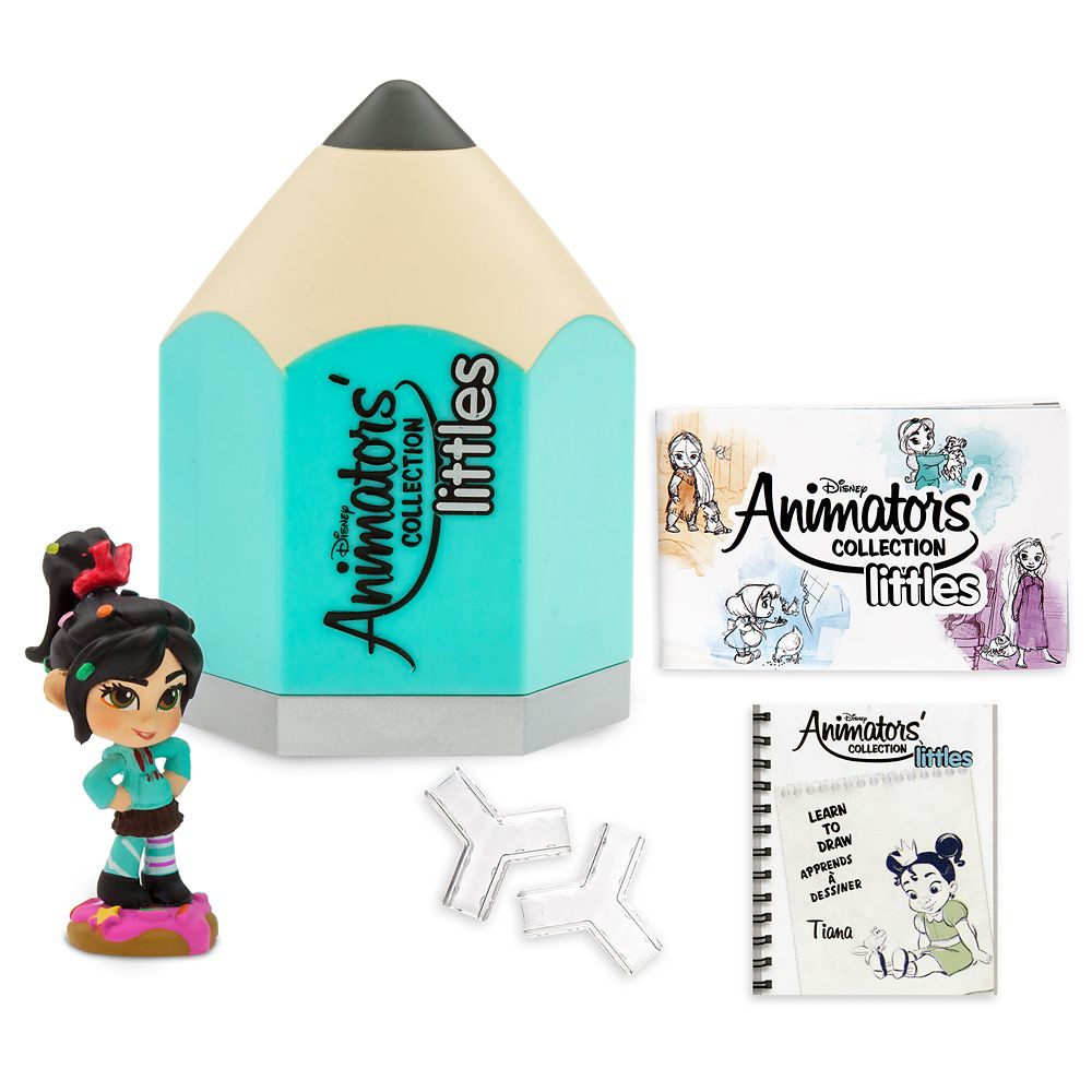 Disney Animators' Collection Littles Mystery Micro Collectible Figure – Wave 12