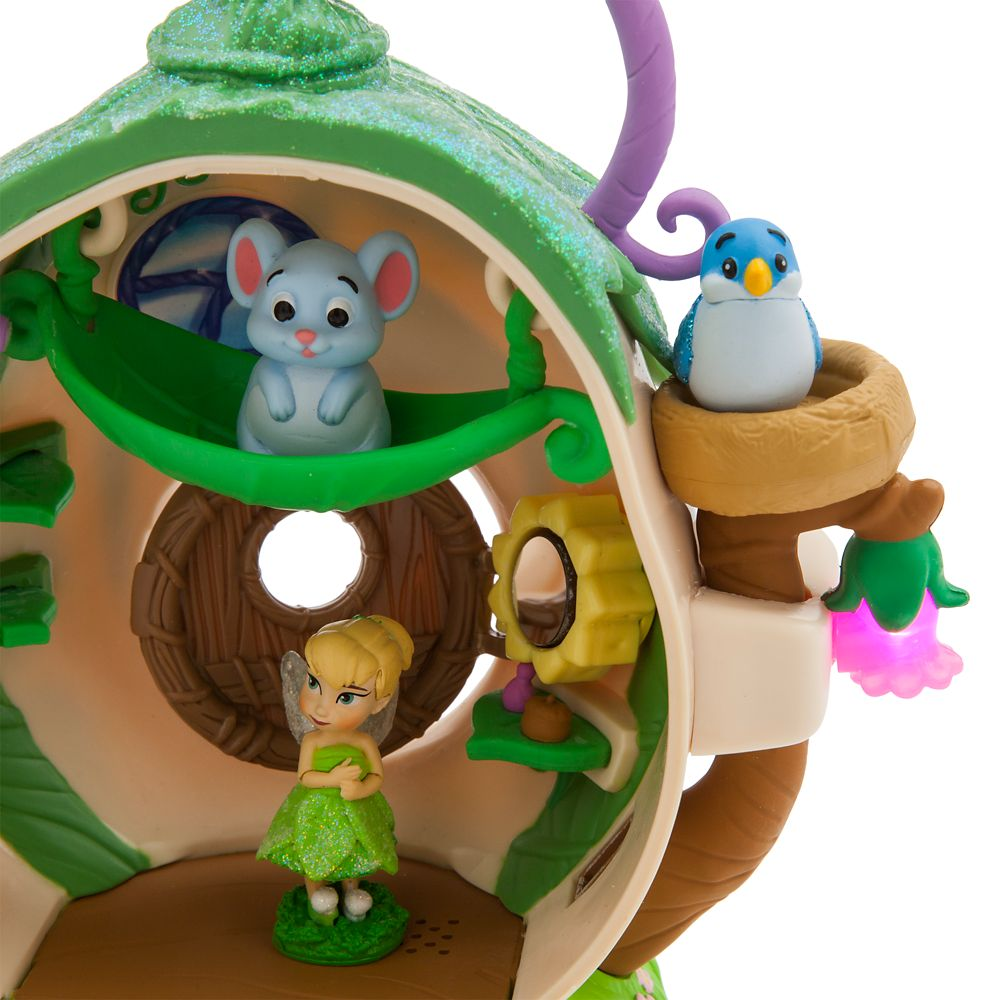 Disney Animators' Collection Littles Tinker Bell Surprise Feature Play Set