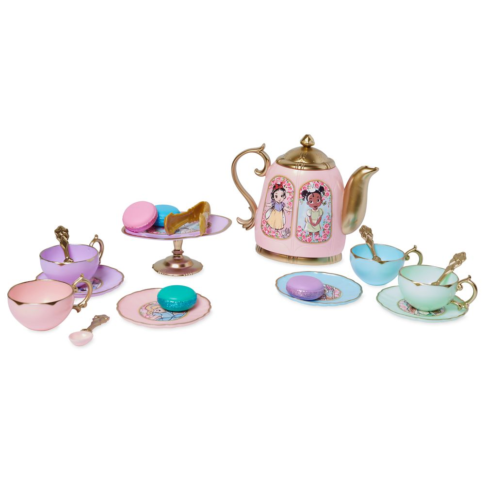 Disney Animators' Collection Tea Set