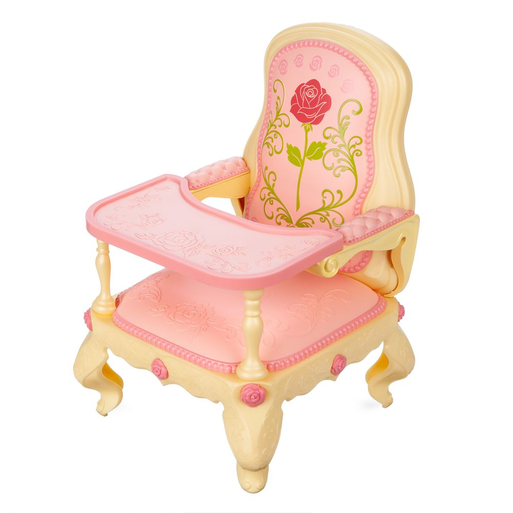 Disney Animators' Collection Belle Feeding High Chair – Beauty and the Beast