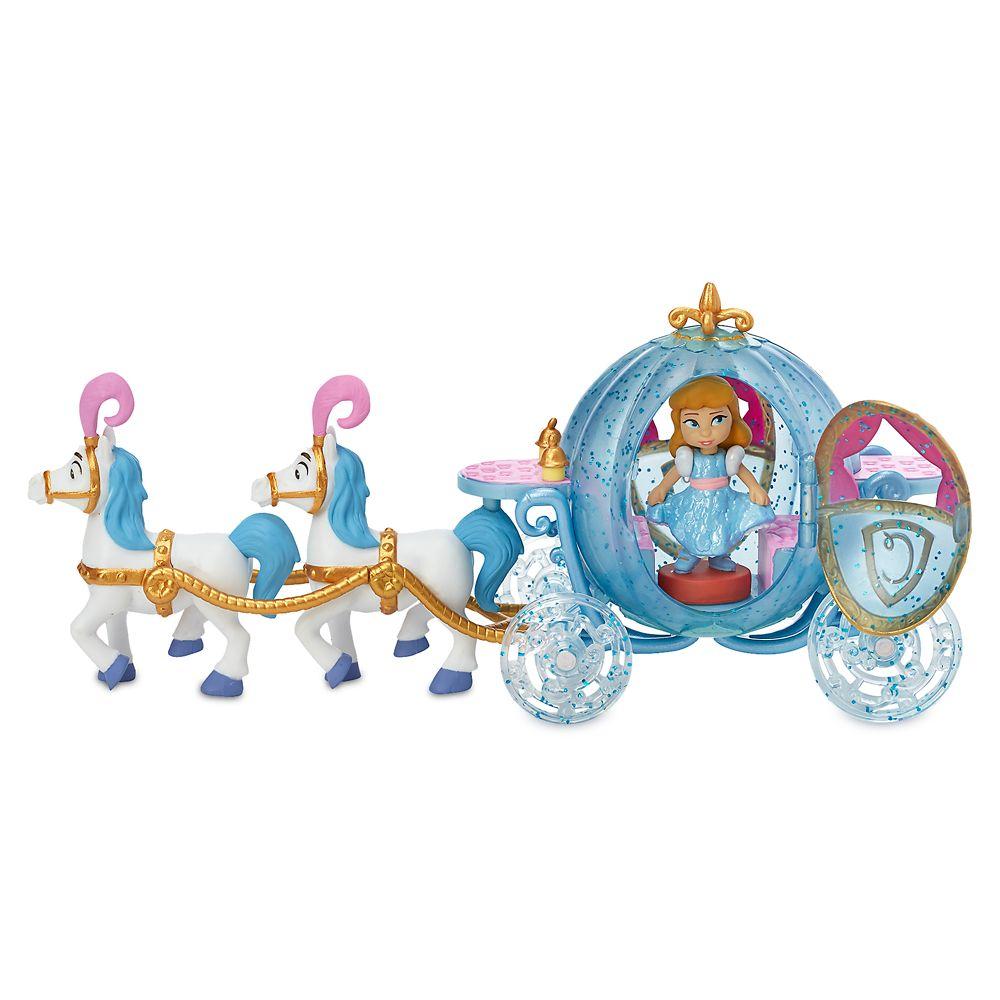 디즈니 애니메이터 신데렐라 장난감 세트 미니 Disney Animators Collection Littles Cinderella Mini Set