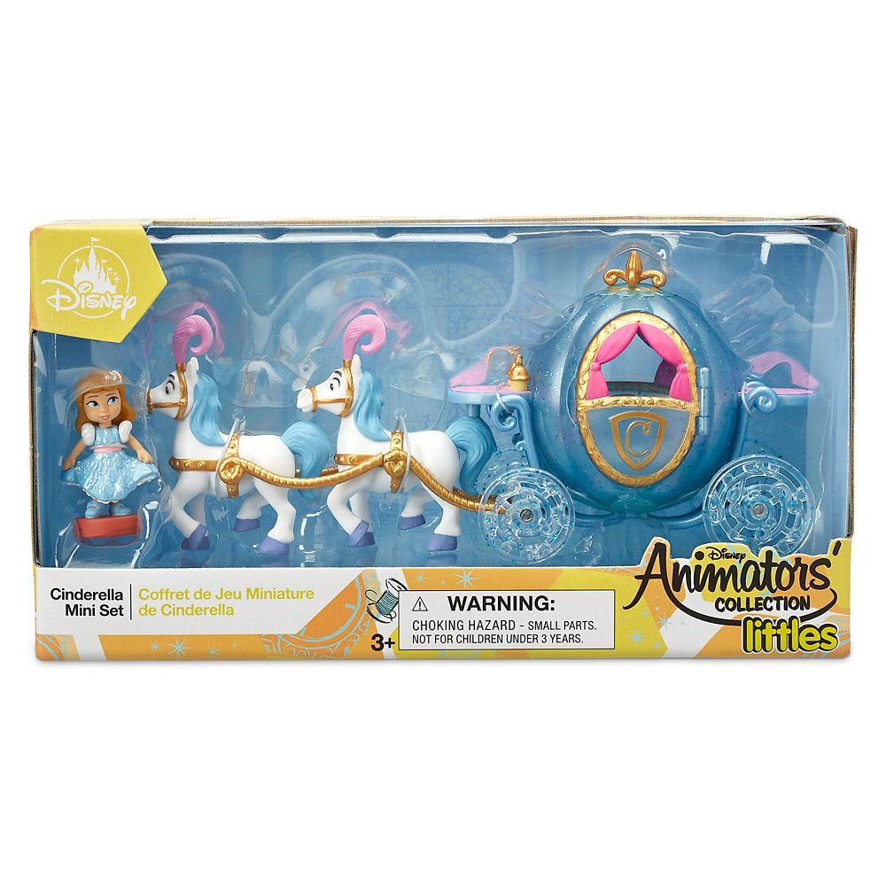 Disney Animators' Collection Littles Cinderella Mini Set