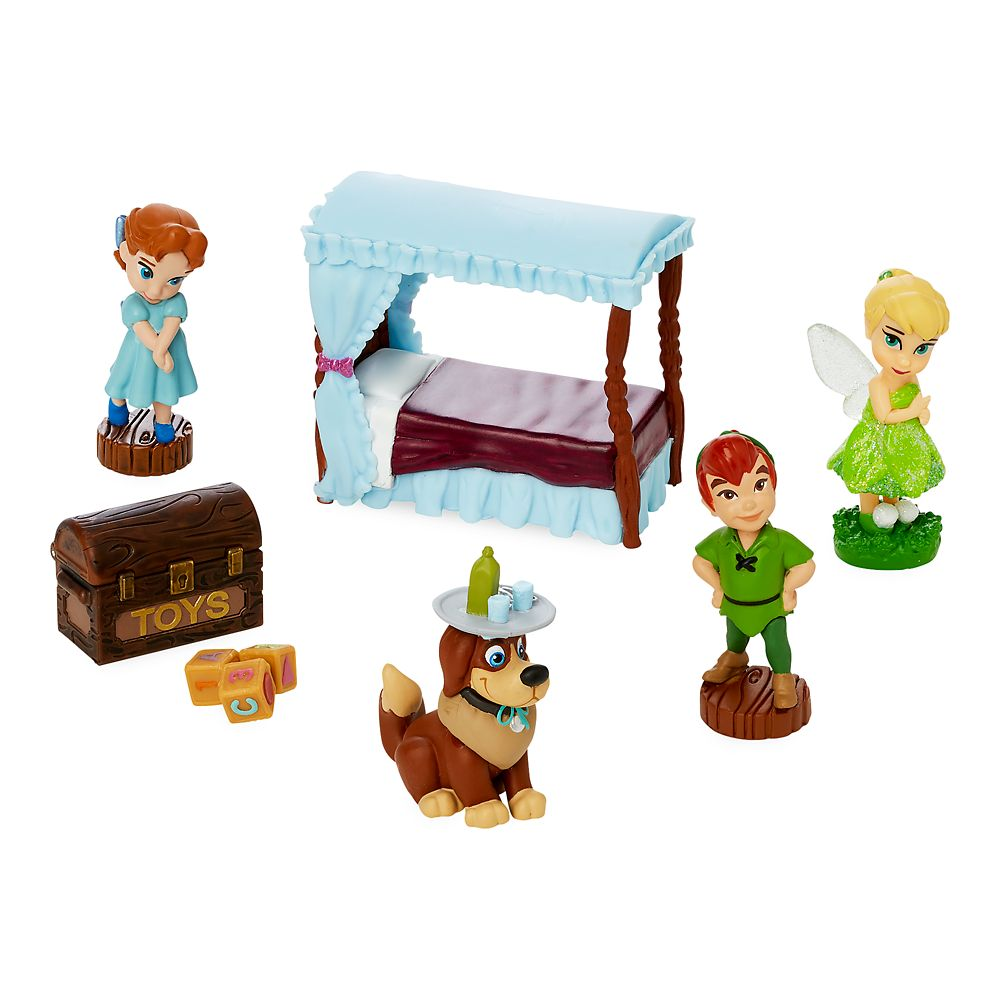 Disney Animators' Collection Littles Wendy Mini Set – Peter Pan