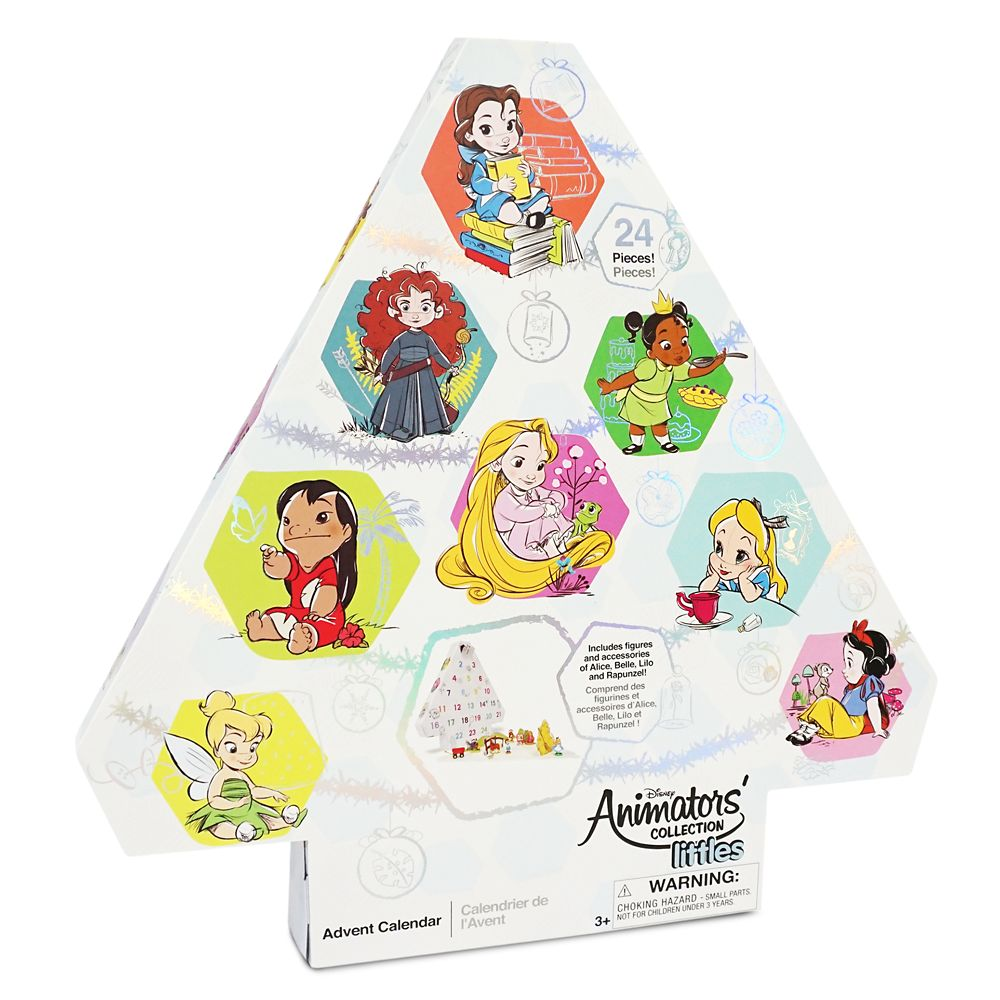 Disney Animators' Collection Littles Advent Calendar
