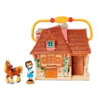 Disney Animators' Collection Littles Belle Cottage Play Set