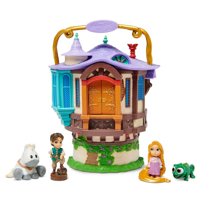 Disney Animators' Littles Rapunzel Tower Play Set – Tangled