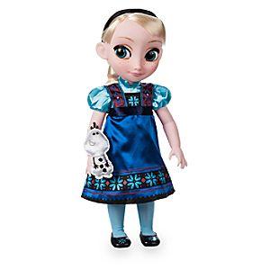 "Disney Animators' Collection Elsa Doll – Frozen – 16"""
