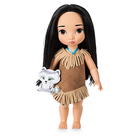 Disney Animators' Collection Pocahontas Doll - 16''