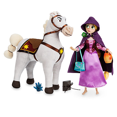 Rapunzel and Maximus Adventure Playset