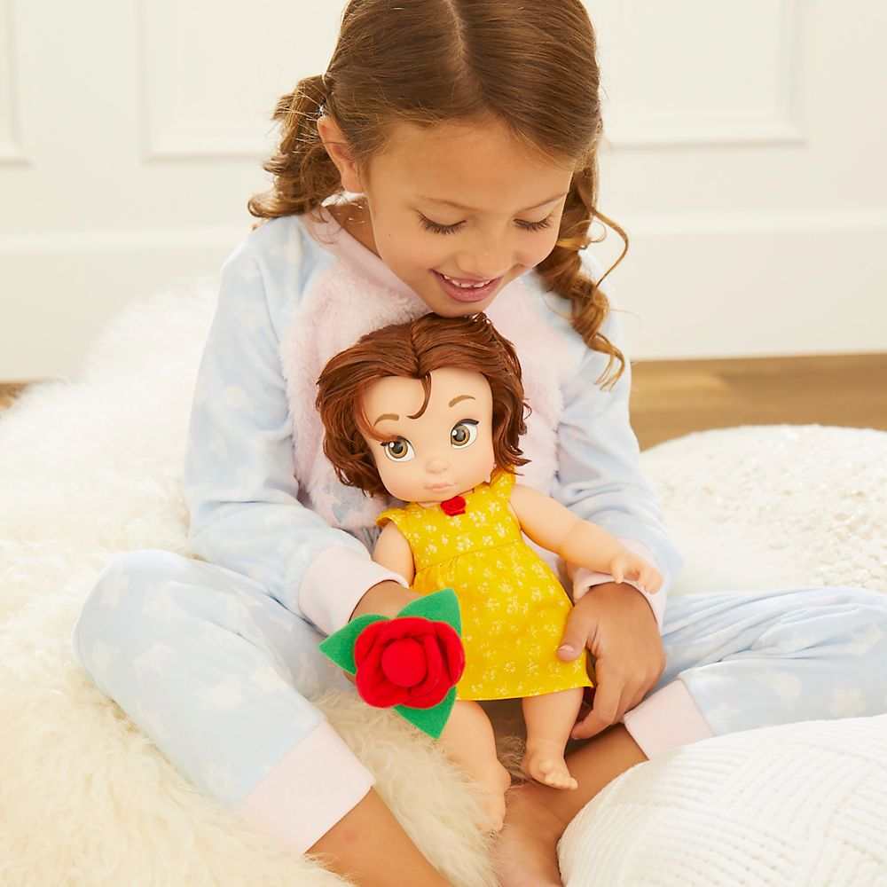 Disney Animators' Collection Belle Doll – Origins Series