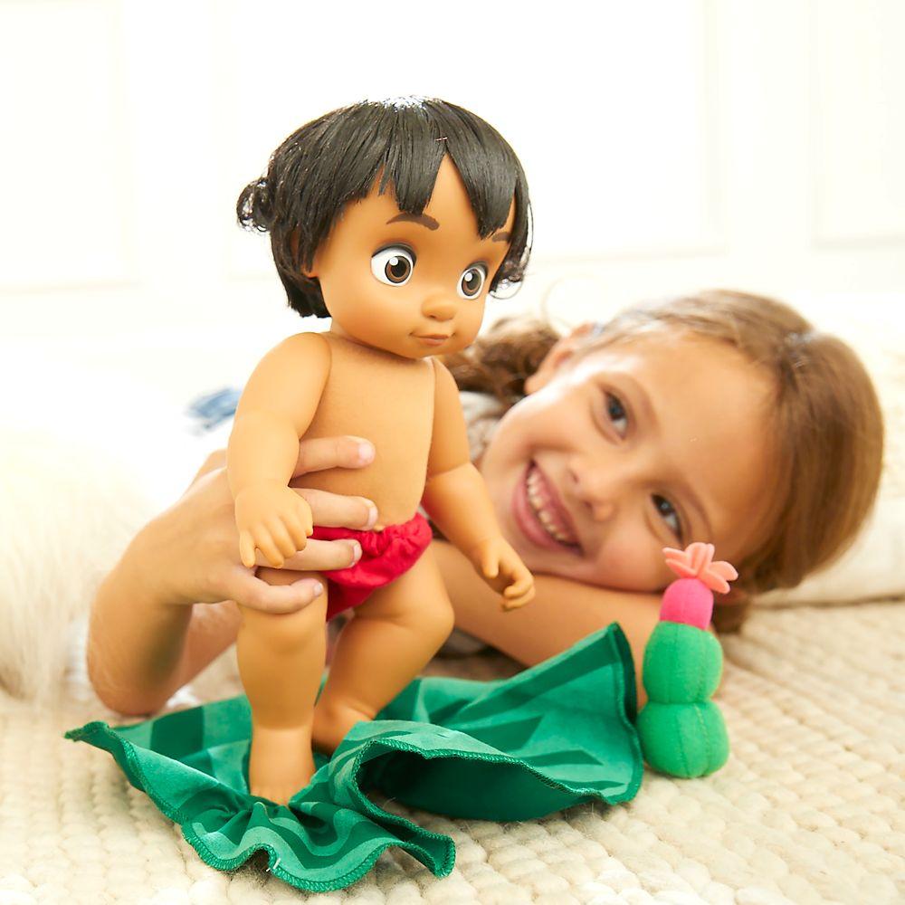 Disney Animators' Collection Mowgli Doll – Origins Series