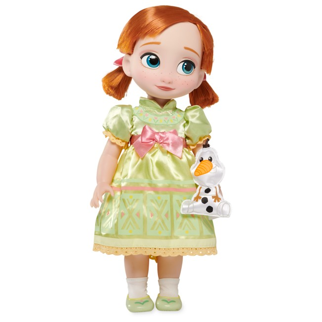Disney Animators' Collection Anna Doll – Frozen – 16''