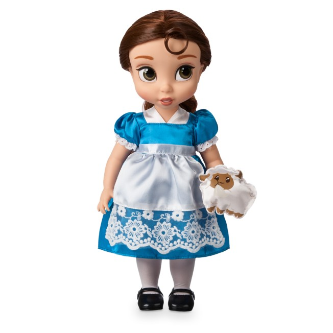 Disney Animators' Collection Belle Doll – Beauty and the Beast – 16''