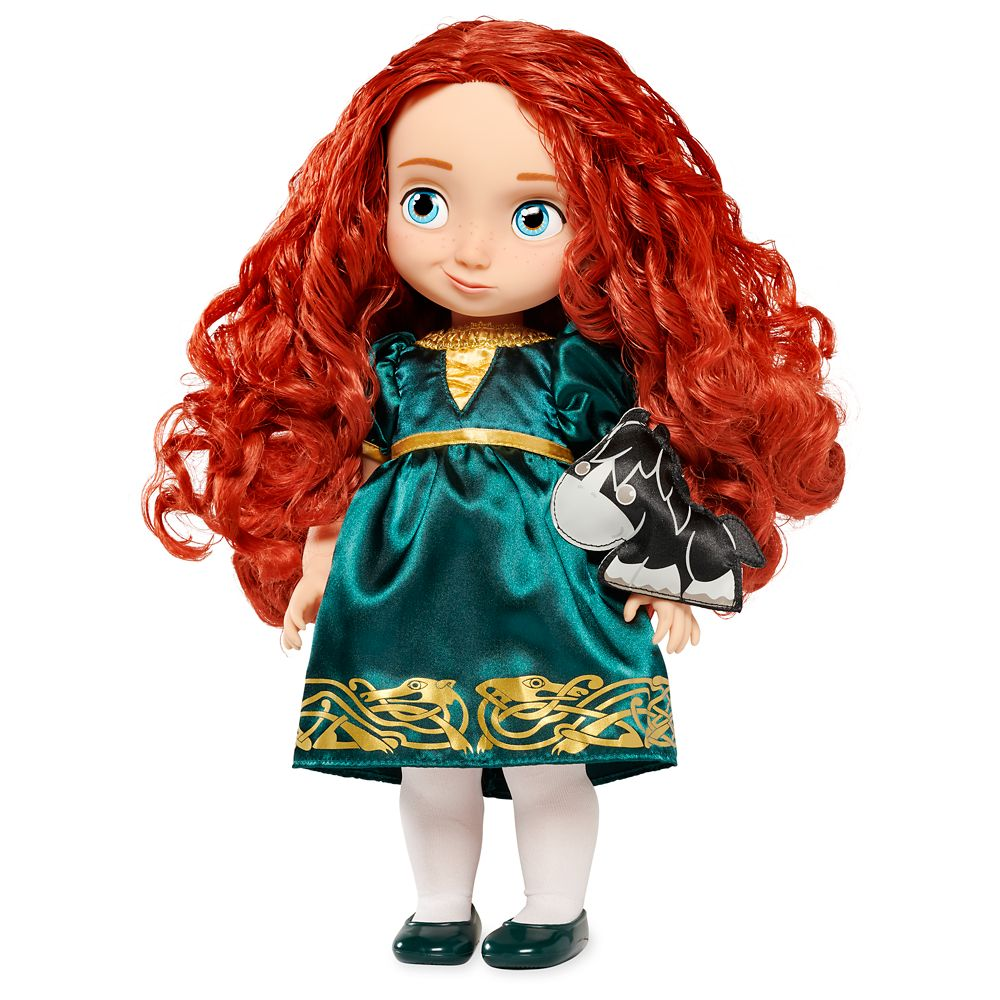 Disney Animators' Collection Merida Doll – Brave – 16''