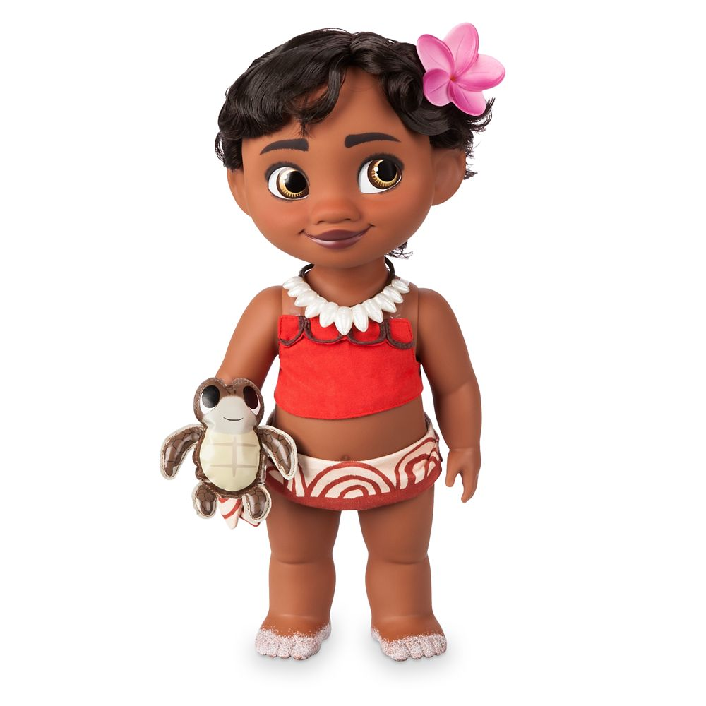 Disney Animators' Collection Moana Doll – 16''