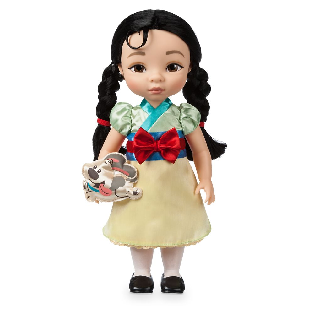 Disney Animators' Collection Mulan Doll – 16''