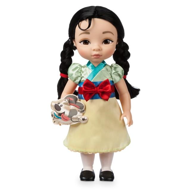 Disney Animators' Collection Mulan Doll – 16''