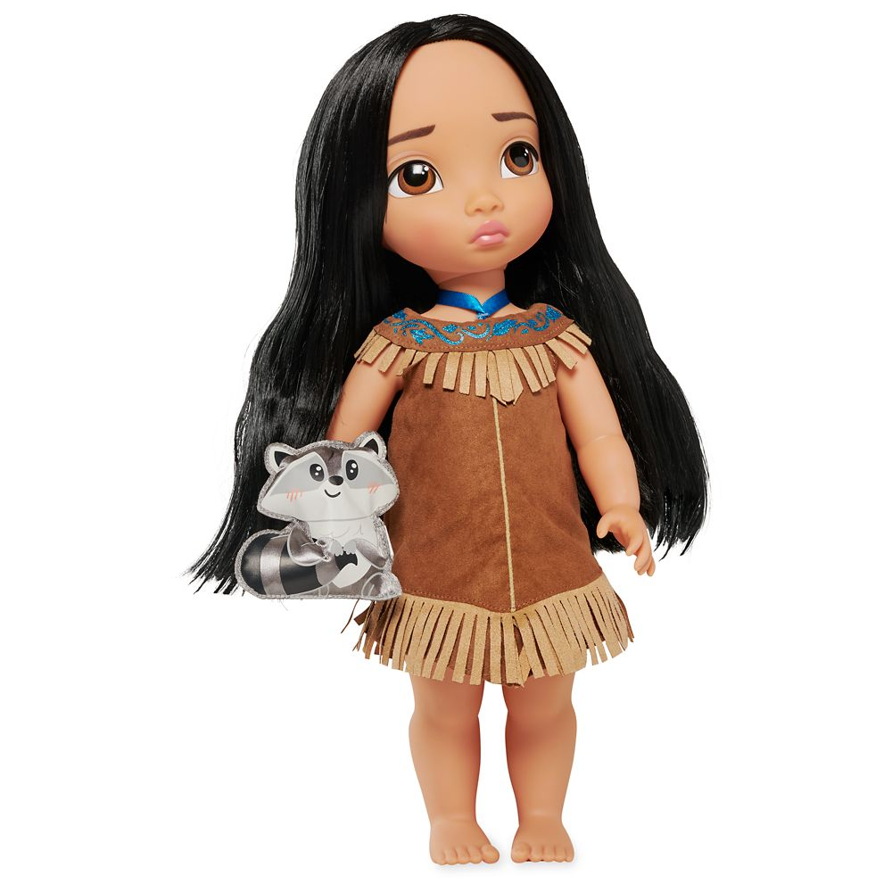 Disney Animators' Collection Pocahontas Doll – 16''