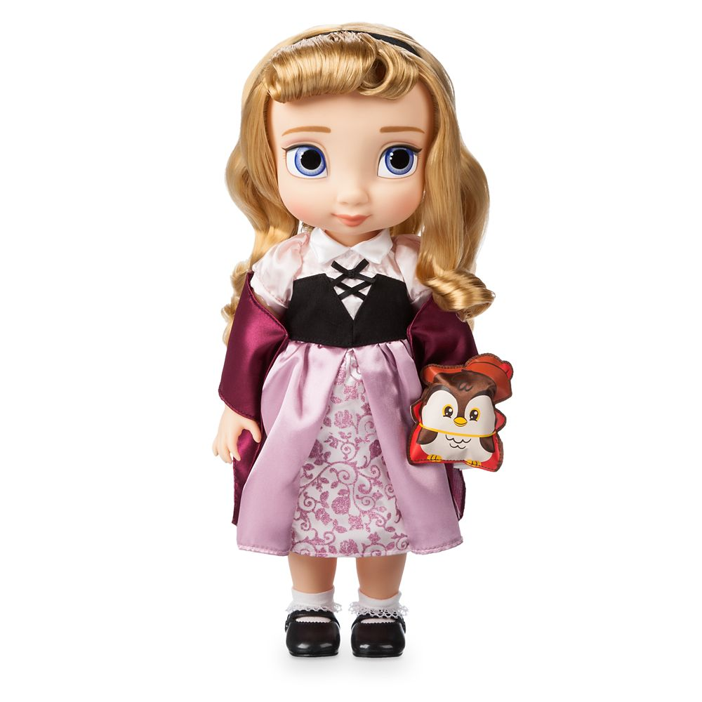 Disney Animators' Collection Aurora Doll – Sleeping Beauty – 16''