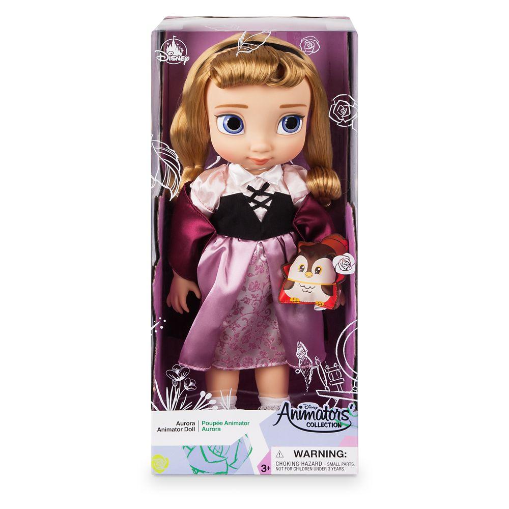 Disney Animators' Collection Aurora Doll – Sleeping Beauty – 16''