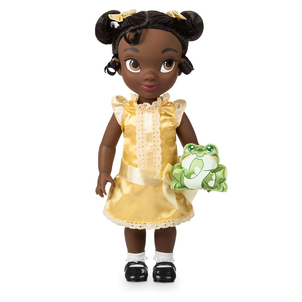 디즈니 애니메이터 공주와 개구리 티아나 인형 Disney Animators Collection Tiana Doll - The Princess and the Frog - 16