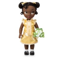 Disney Animators' Collection Tiana Doll – The Princess and the Frog – 16''