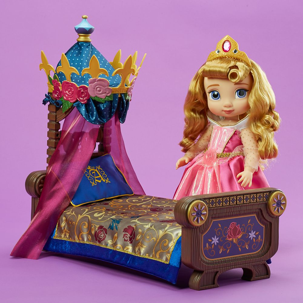 Disney Animators' Collection Aurora Doll – Sleeping Beauty – Special Edition – 16''
