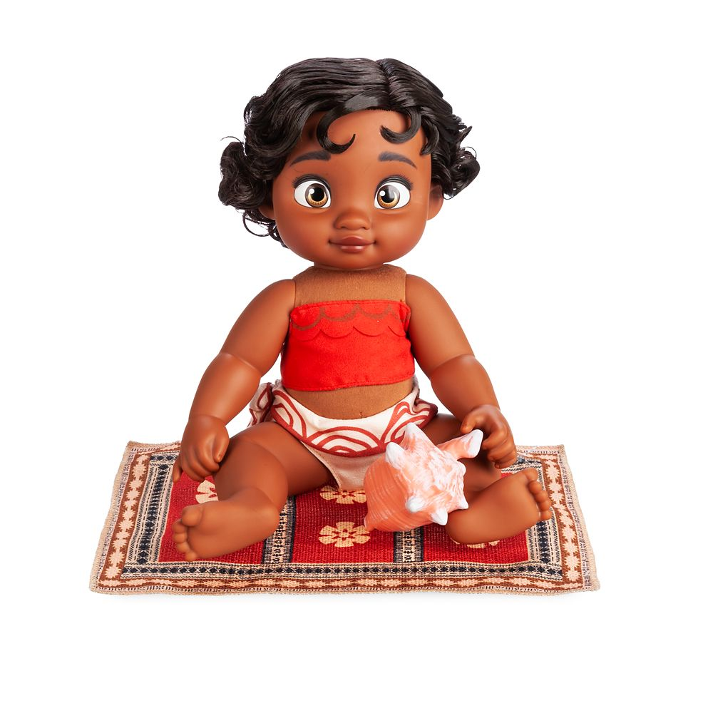 Disney Animators' Collection Moana Doll – Origins Series