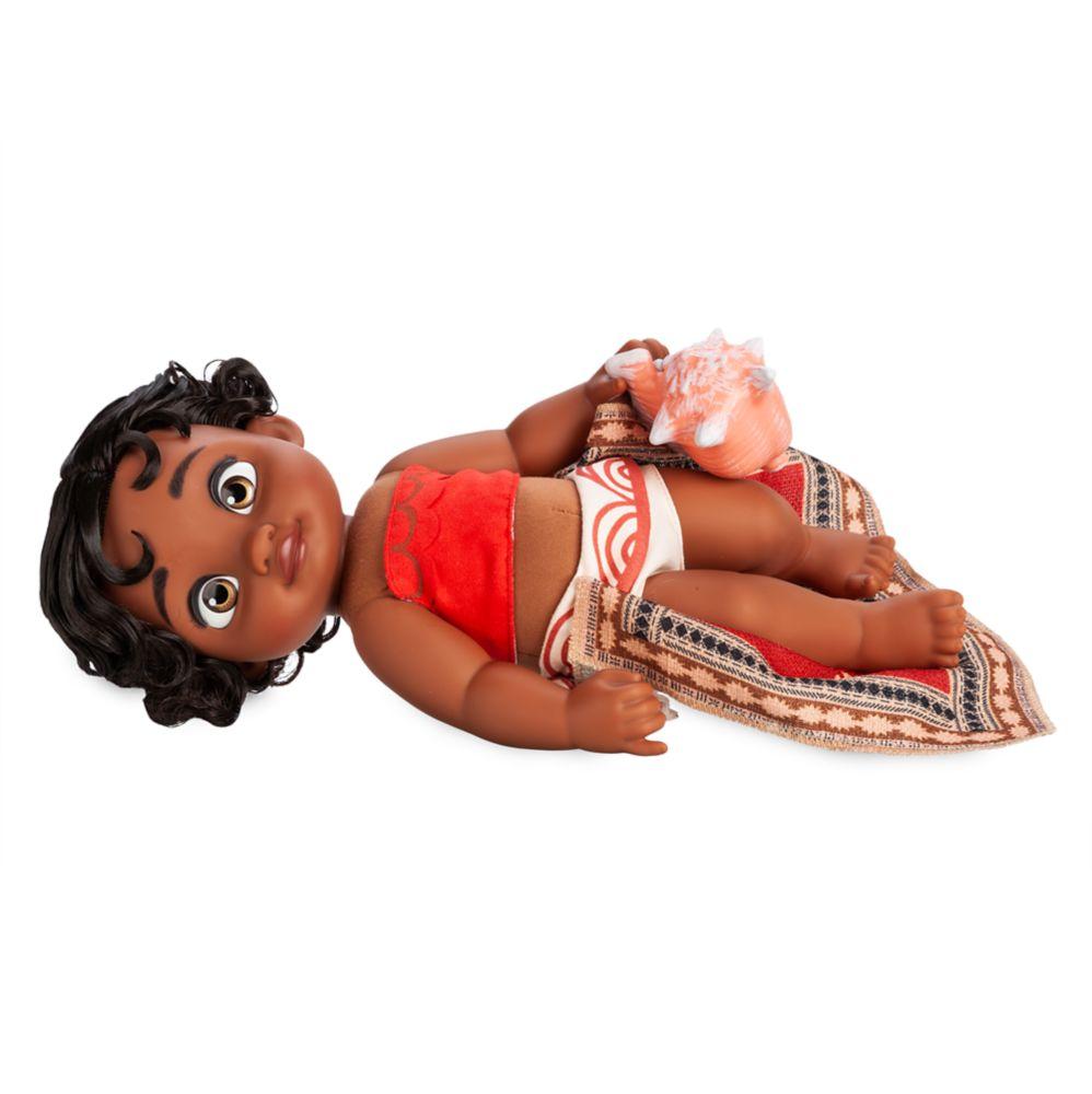 Disney Animators' Collection Moana Doll – Origins Series