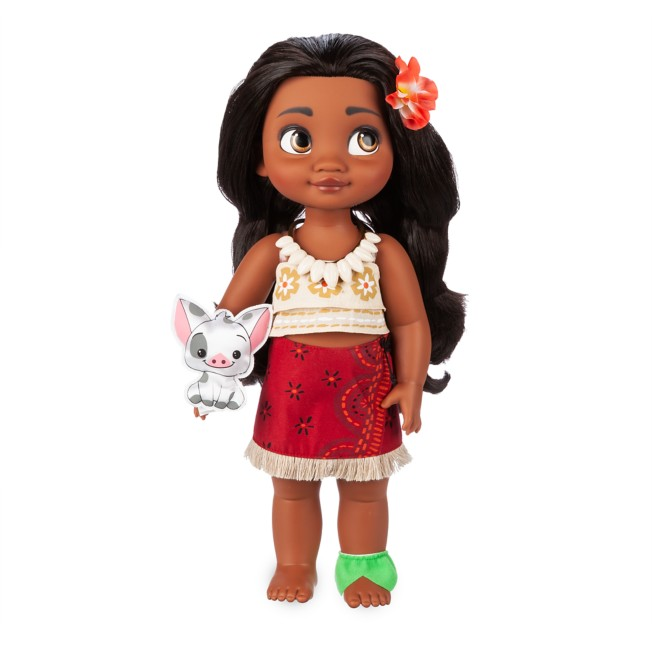 Disney Animators' Collection Moana Doll – 15''