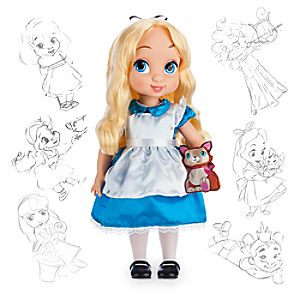 Disney Animators Collection Alice Doll - 16