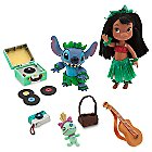 Disney Animators' Collection Lilo & Stitch Mini Doll Play Set - 5''