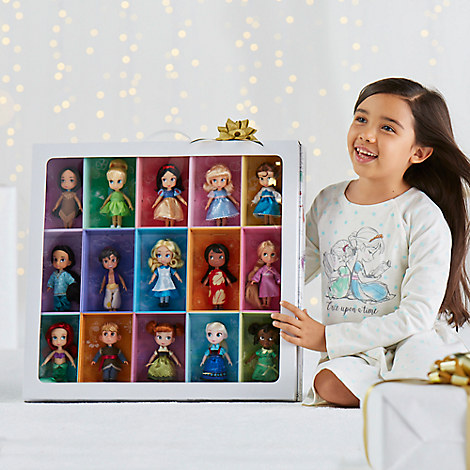 Disney Animators' Collection Mini Doll Gift Set - 5''