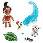 Disney Animators' Collection Moana Mini Doll Play Set - 5''