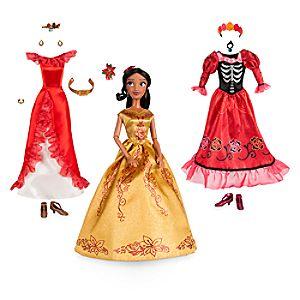 Elena of Avalor Doll and Wardrobe Set