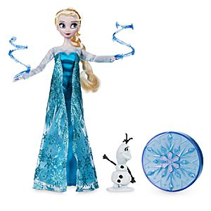 Elsa Singing Doll Set - 11''