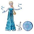 Elsa Singing Doll Set - 11''