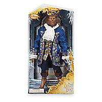 Beast Film Collection Doll - Beauty and the Beast - Live Action Film- 13''