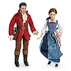 Belle & Gaston Film Collection Doll Set - Beauty and the Beast - Live Action